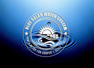 Blue Solar Water System - Power Detox für Körper | Seele | Geist