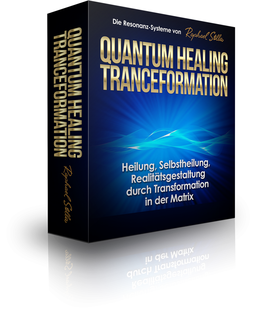 Quantum Healing Tranceformation Coverbox