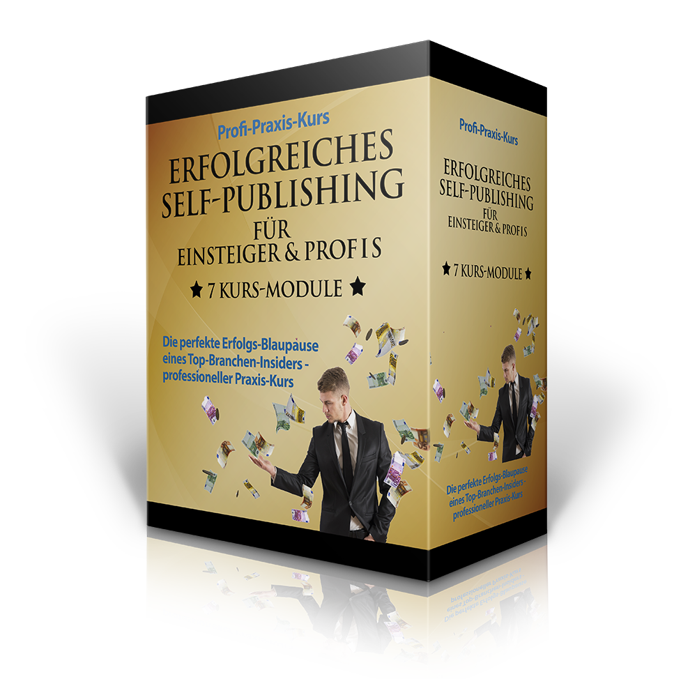 Self-Publishing mit Bonus-Download
