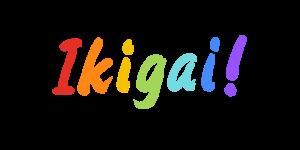 Ikigai-Schriftzug