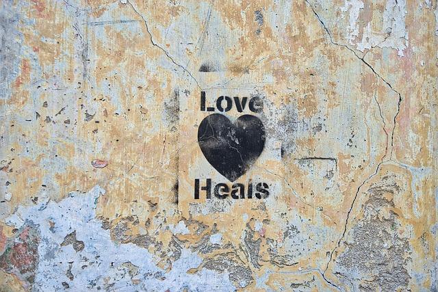 Liebe und Glück sind geistige Heilmittel